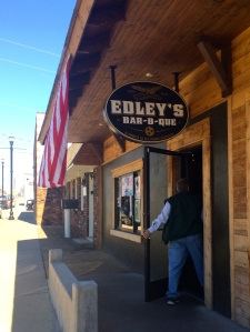 Edley's Exterior
